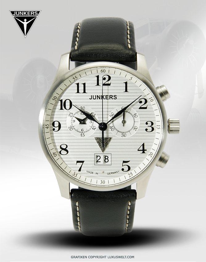 Armbanduhren Zifferblatt Perfekte Verarbeitung Uhrmacher Alte Berufe Ruhla Eurochron