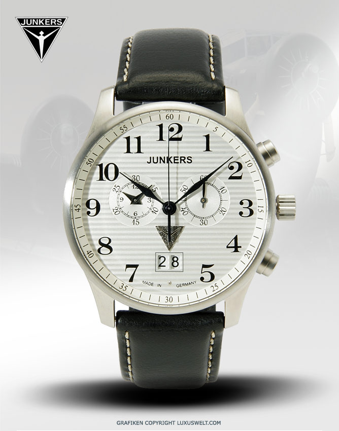 Antiquitäten & Kunst Ruhla Eurochron Armbanduhren Zifferblatt Perfekte Verarbeitung